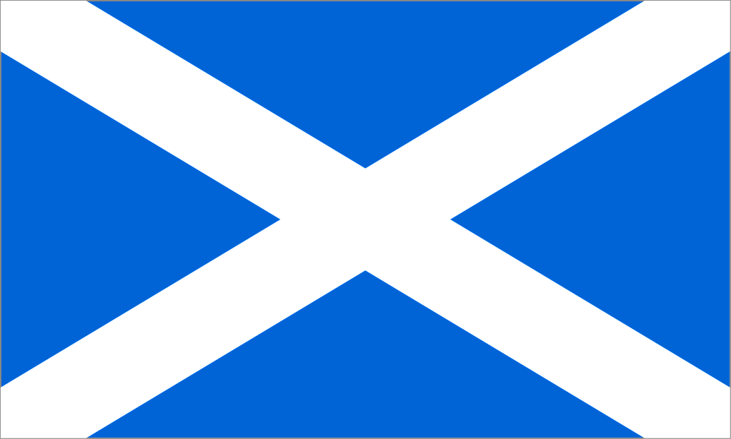 Scotland - St Andrew's Day (National Day)