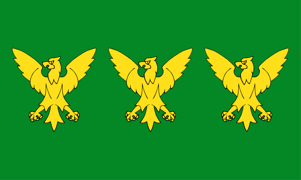Caernarfonshire - Death of Owain Gwynedd (County Day)