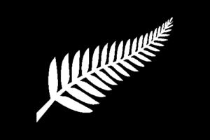 New Zealand (Silver Fern)
