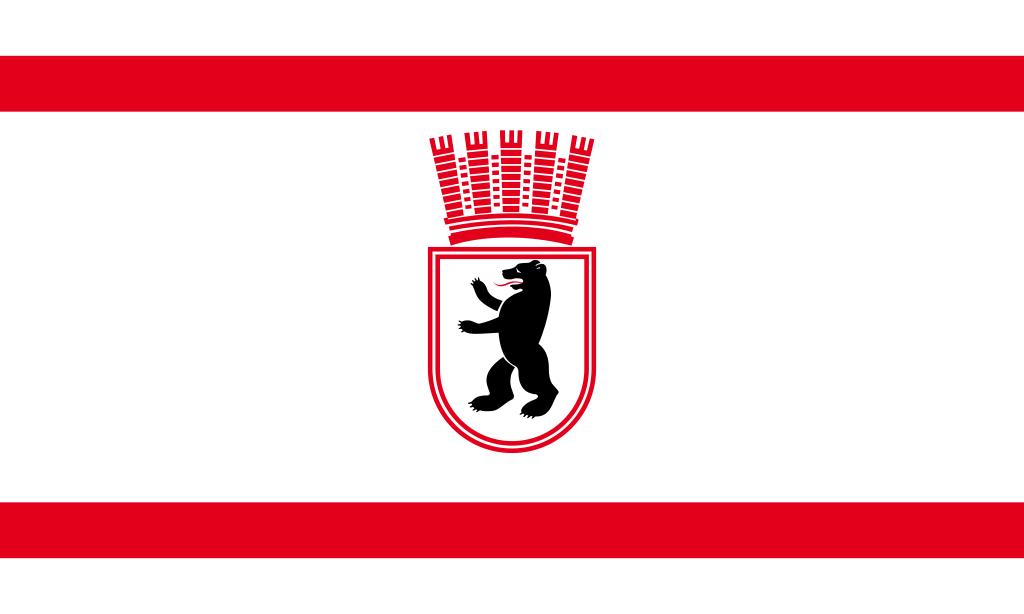 Flag Of Berlin The Flag Institute