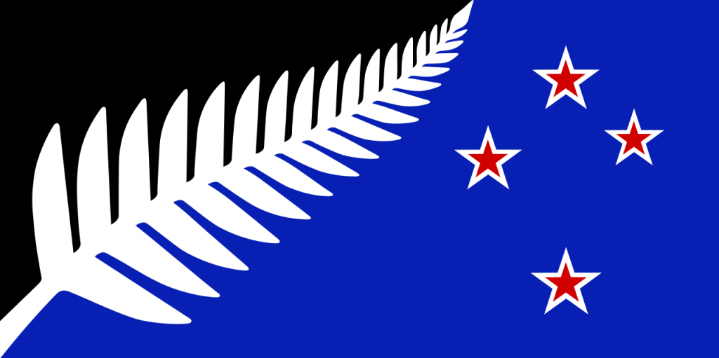 New Zealand (Lockwood - Black)