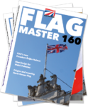 Flagmaster is our twice-yearly magazine - 48 full-colour pages, exclusive to members