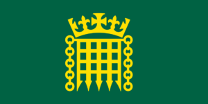 The House of Commons flag