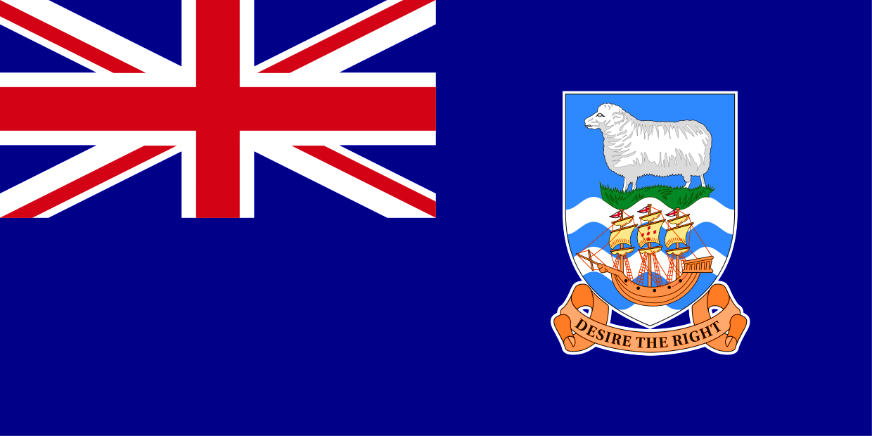 Falkland Islands - Birthday of Her Majesty The Queen