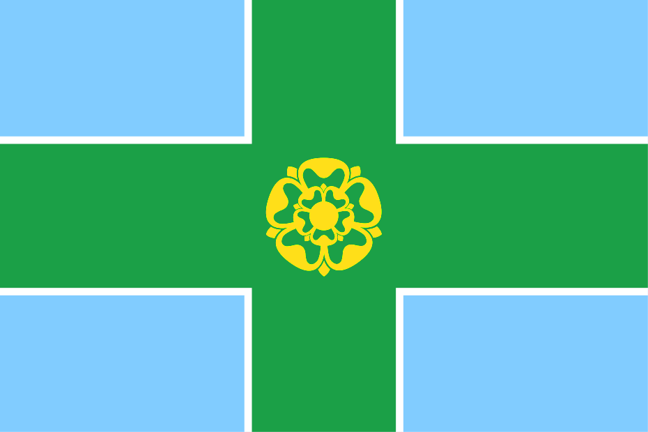 Derbyshire Flag Day (County Day)