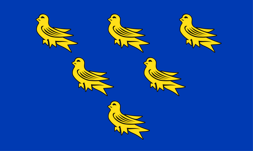 Sussex - St. Richard's Day (County Day)
