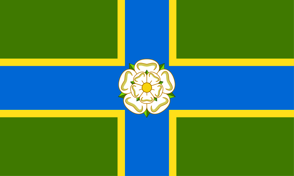 Yorkshire North Riding - Battle of the Standard (Regional Day)